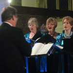 The Moonlighters Performing